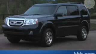Honda Pilot Video Review - Kelley Blue Book