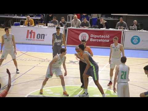 ANGT L'Hospitalet: Day 1 Highlights