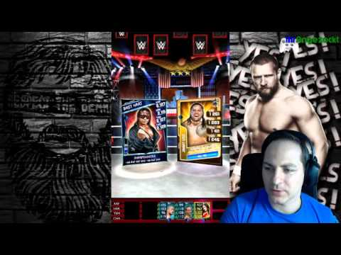 WWE SuperCard #75★ Legendäre Fusion Belohnung, Mein Deck & Exhibition [Mobil, deutsch]