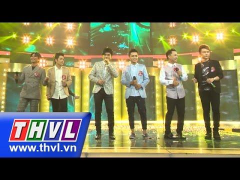 Anh Ba Khía - Đan Trường và 5 thí sinh - Ca sĩ giấu mặt tập 5
