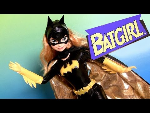 Comics - Ready to have a Spooky Halloween this year, DisneyCollector presents Disney Frozen Princess Anna dressed-up as Batgirl from DC Comics. Anna is wearing the batgirl print, cape, belt and mask...