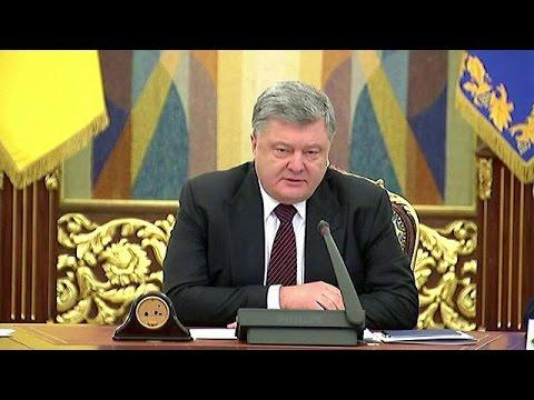 Νέα απόπειρα εκεχειρίας στην ανατολική Ουκρανία