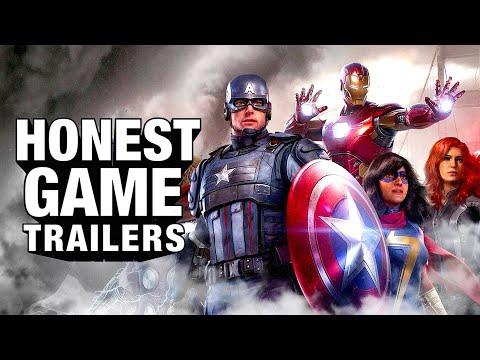 Honest Game Trailers | Marvel's Avengers