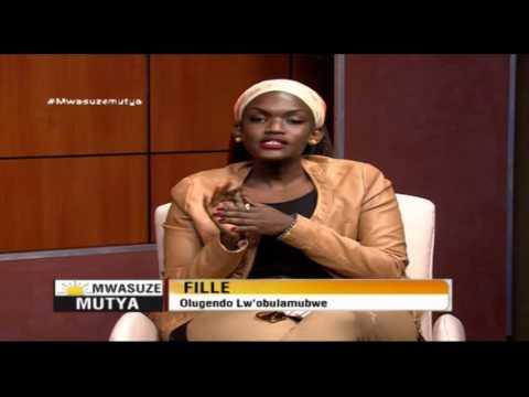 Mwasuze Mutya: Fille Mutoni ku bya MC Kats