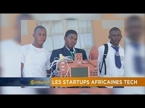 Spotlight on African tech startups [Hi-Tech on The Morning Call]