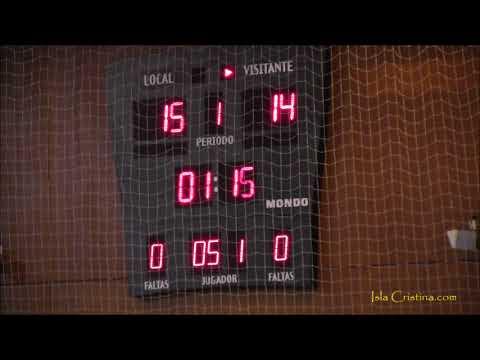 Video Resumen del partido entre el CB La Higuerita – CB Bonares