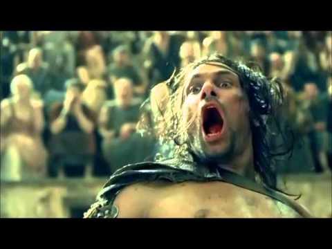 Crixus - Epic fight scene Spartacus Gods Of The Arena Part III.