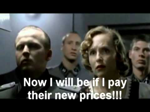 Gibson - Hitler Reacts to Gibson Guitar 29% Price increase for 2015.