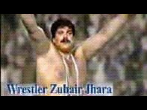 Jhara pehalwan vs Strongbow part 02(geo pakistan)