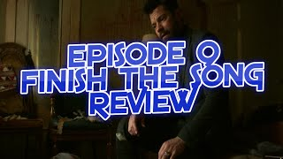 Nonton Preacher Episode 9 Finish The Song Review   The Cowboy Explained Film Subtitle Indonesia Streaming Movie Download