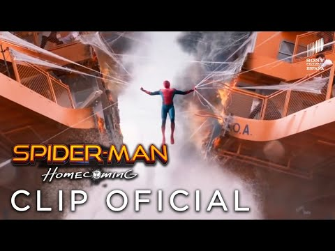 Spider-Man: Homecoming - ¡Es hora de ponerse el traje!?>