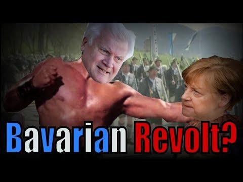 Is Bavaria Breaking Merkels Coalition?