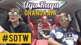 Video Luna Maya - Uya Kuya, Selebriti On The Way Part #1 MP3, 3GP, MP4, WEBM, AVI, FLV Oktober 2017