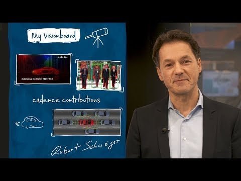My VisionBoard: Robert Schweiger, Cadence Design Systems