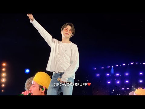 190602 - Make It Right - BTS 방탄소년단 - Speak Yourself Tour - Wembley Day 2 - HD Fancam - 직캠