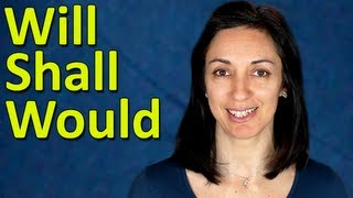 Will, Shall, Would, English Modal Verbs (Part 2)