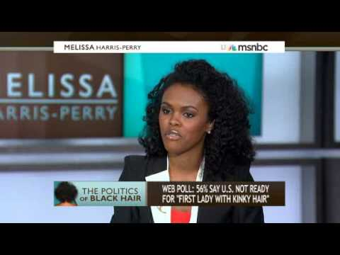 How Black Hair Matters by Melissa Harris Perry (Video)