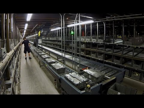 Fastenal Case Study: Zoneless Pick-to-Light Order Fulfillment System