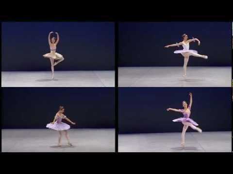 La Belle au Bois Dormant / Чайковский - Prix de Lausanne 2012