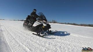 6. 2019 Ski-Doo Grand-Touring Limited 900 ACE Turbo 2019 - Bilan final essai long terme