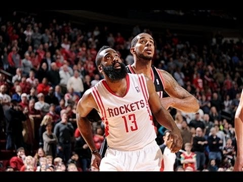 James Harden Leads the Comeback Win Over Portland with 41!