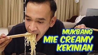 Video The Onsu Family - MUKBANG MIE CREAMY KEKINIAN !!! MP3, 3GP, MP4, WEBM, AVI, FLV Agustus 2019
