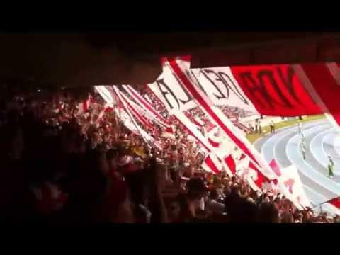Queremos la copa - Frente Rojiblanco Sur - Frente Rojiblanco Sur - Junior de Barranquilla