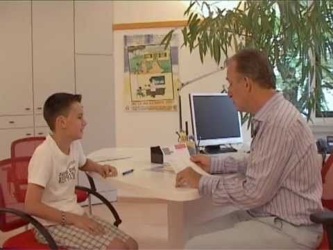 Jugendgesundheitsuntersuchung J1 Jungen