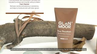 video thumbnail GLAN.MOOR Pore Pozzolanic Tightening Pack youtube