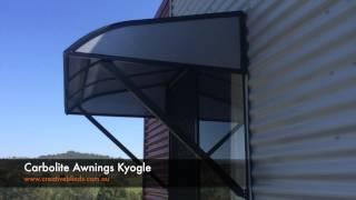 Carbolite Awning Kyogle