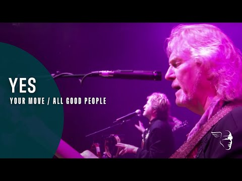 YES - Your Move/All Good People (Songs From Tsongas – The 35th Anniversary Concert)