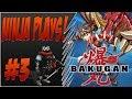 Bakugan Battle Brawlers parte 3