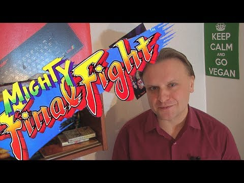 Mighty  Final Fight  на Спектруме !! | ZX  Spectrum