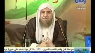 نبض الثورة - الشيخ عدنان العرعور 24-4-2012