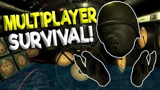 Nonton Multiplayer Submarine Sinking Survival In Vr    Iron Wolf Gameplay   Oculus Rift Vr Game Film Subtitle Indonesia Streaming Movie Download