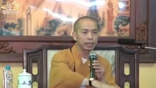 Vai Trò Của Người Phật Tử Tại Gia - Thầy Thích Quang Thạnh