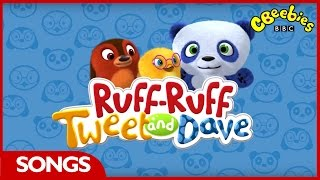 CBeebies: Ruff-Ruff, Tweet And Dave Theme Song