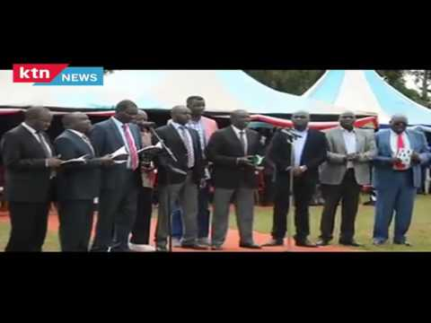 Here is Deputy President William Ruto Evangelistic Ministry