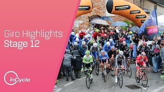 Giro d'Italia: Stage 12 - Highlights