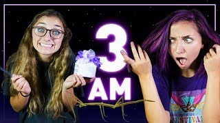 Video DO NOT LET YOUR FRIENDS COLOR YOUR HAIR AT 3AM!!! (GIANT BUGS) MP3, 3GP, MP4, WEBM, AVI, FLV Februari 2018