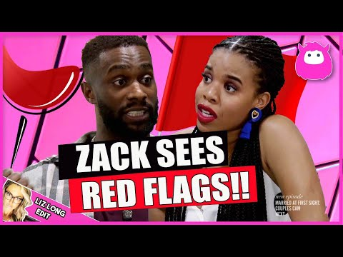 Married at First Sight Season 13, Episode 8 - Red Flags and Cold Housewarmings for Zack & Michaela!