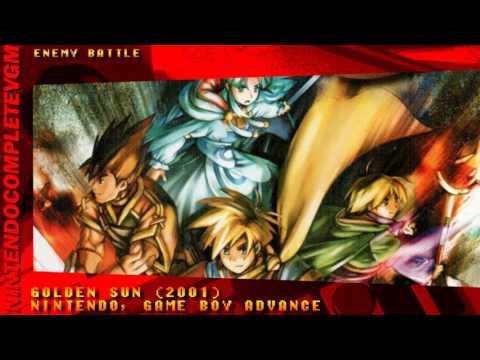 Golden Sun (GBA) OST - Enemy Battle