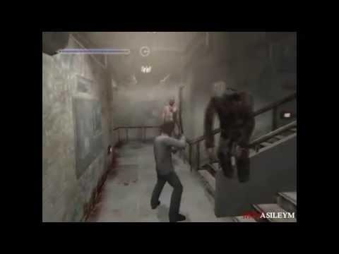Обзор игры Silent Hill 4 The room - от канала MKOasileym