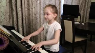 ПУТЬ - cover Виктория Викторовна 7 лет.