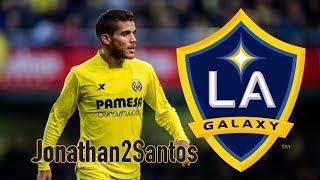 Jonathan Dos Santos nuevo Jugador de los Galaxy