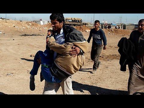 Αυξάνονται οι απώλειες αμάχων στην μάχη για την ανακατάληψη της Μοσούλης
