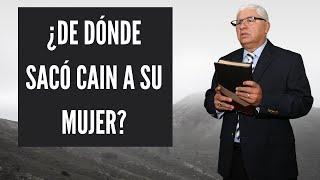 Video ¿De Donde Sacó Cain a su Mujer? - Sermones Cristianos MP3, 3GP, MP4, WEBM, AVI, FLV Maret 2019