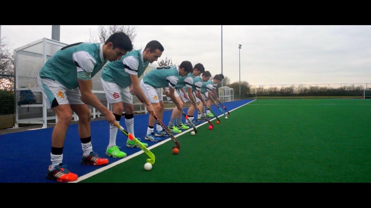 Cambridge Hockey Men's Varsity 2016
