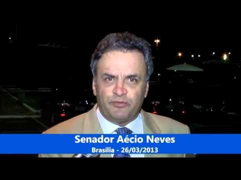Aécio Neves: Direito dos trabalhadores domésticos