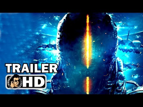 OCCUPATION Official Trailer (2018) Saban Sci-Fi Alien Invasion Movie HD